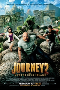 Journey 2: The Mysterious Island: An IMAX 3D Experience