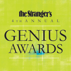 stranger genius awards