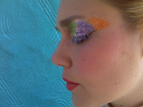 glittery eye makeup. eye makeup you#39;ve got