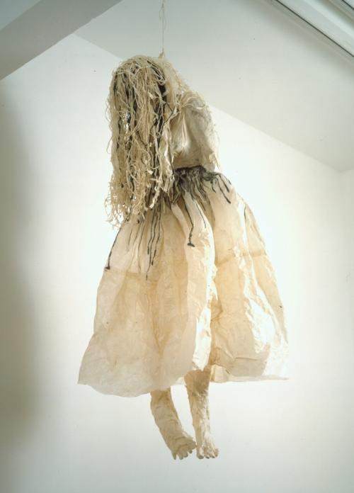 Kiki Smith, Hanging Woman