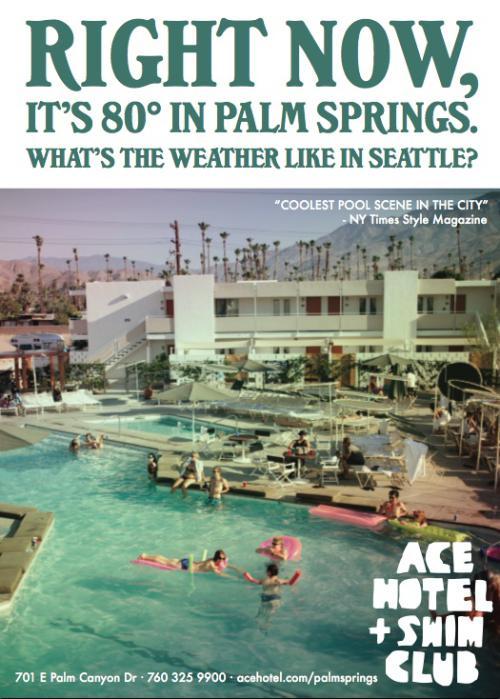 Palm Springs Spring Break