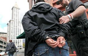The Seattle Times called this a bonus arrest.
