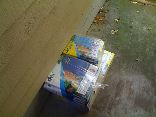 Bye bye phone books?