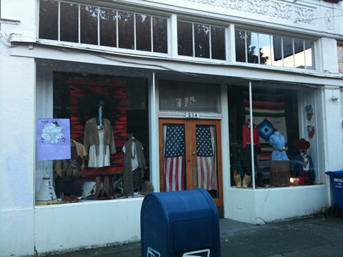 This store, at 534 Summit Ave E, is called Indian Summer, and its open today through Sunday, 1-7 pm, with an opening party from 5-10 pm Saturday. Plus Cairo next door has rock shows this weekend. Its a whole block celebration, and you should go.