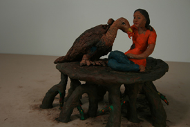 Nidhi Jalans Dinner with a Vulture