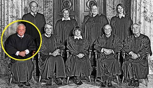 Justice Richard B. Sanders