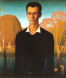 Arnold Comes of Age by Grant Wood