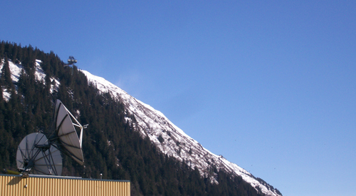 Celestial Routing. Hope to see you soon, Juneau.
