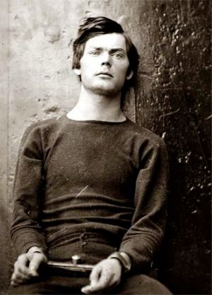 Lewis Powell: Bangable in history... and in bondage.