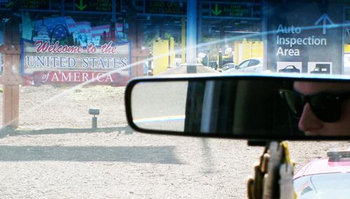 Canada Border Crossing: Radjanada