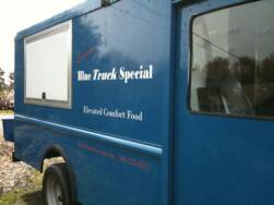 Damianas Blue Truck Special