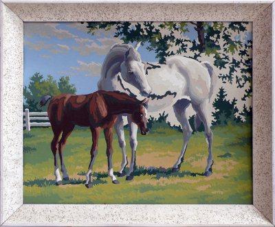 Just horses.