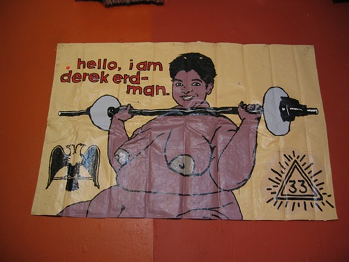 Naked Weightlifting Nell Carter 2006