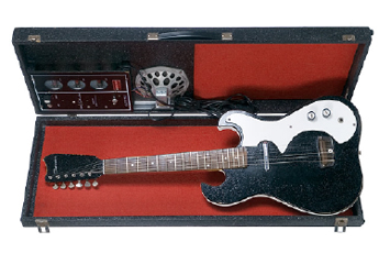 photo courtesy of www.DanGuitars.com
