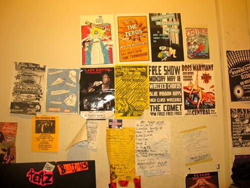 Poster Wall