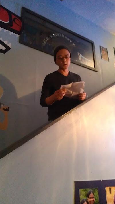 Richard Chiem at Bluebird.