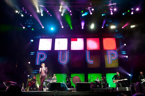 PULP, Coachella Mainstage