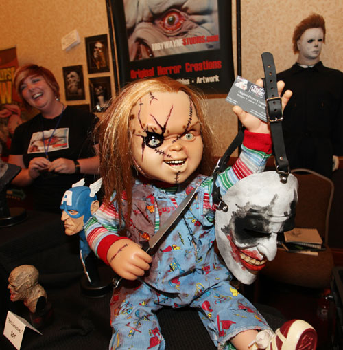 Still one of the best-ever scary kids?