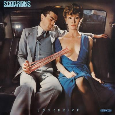 The Scorpions Lovedrive (1979)