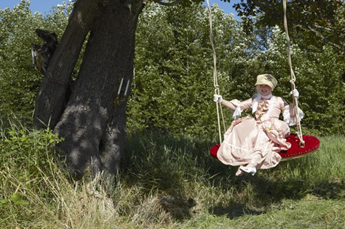 Jane Austen was a swinger.