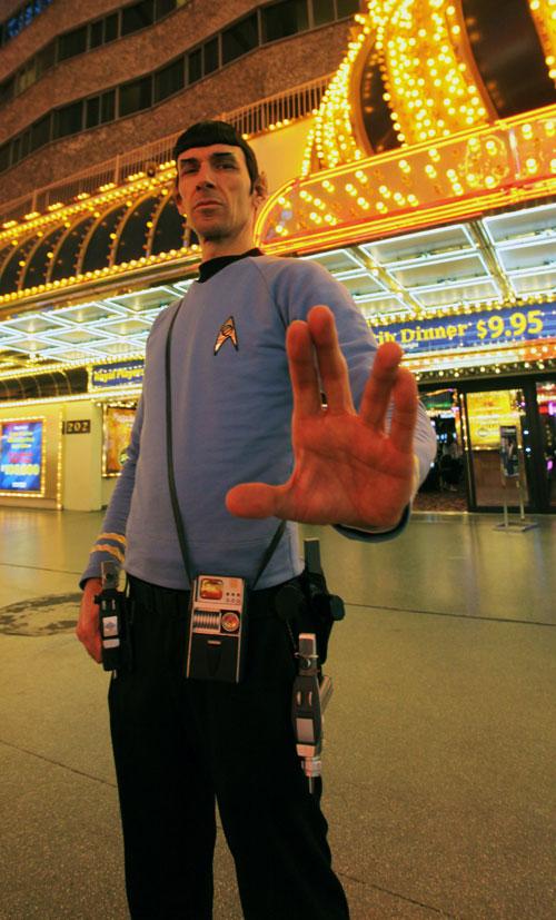 4. Spock!