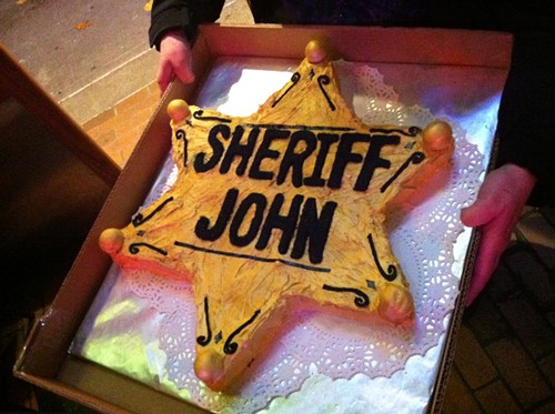 I Shot the Sheriff (Cake).
