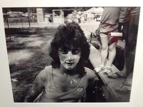 Glenn Rudolph, Pie Eating Contest, Maple Valley, 1988.