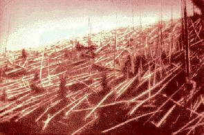 Tunguska, 1927
