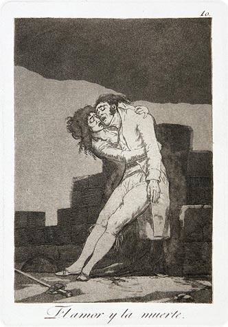 The humanity! Goya.