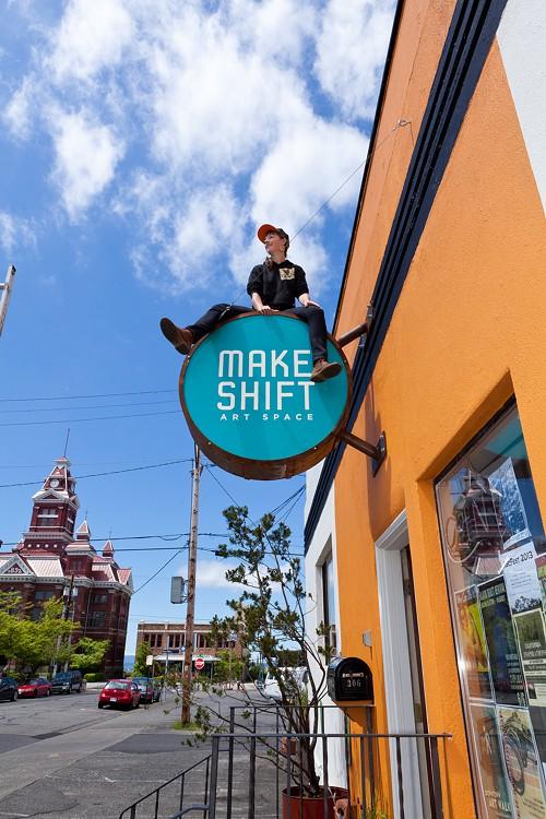 Cat Sieh, Director of Make.Shift