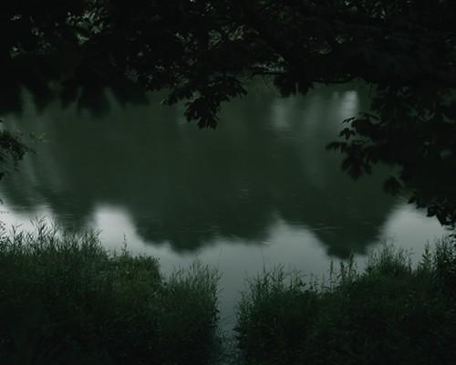 Canh Nguyen, River at Dusk, 2013.