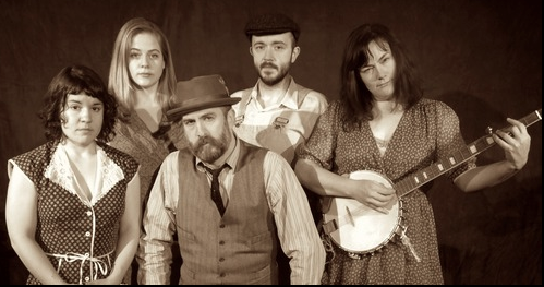 Story and Song at Annex Theatre: Wry fairytales, banjo.