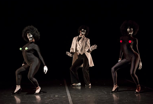 The Minstrel Show Revisited at Cornish Playhouse at Seattle Center: Trayvon, Joplin, Byrd.