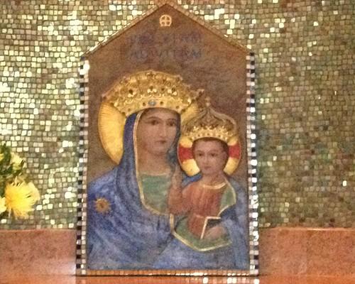 Iconic Mary