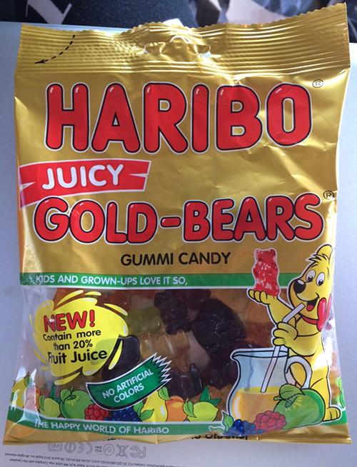 Grownup gummies.