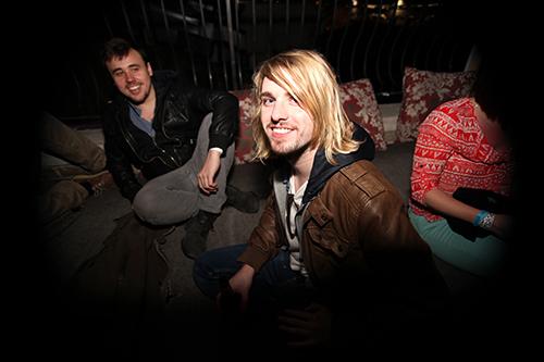 Second coming of Kurt Cobain?
