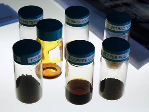 Eden Labs starts Seattle's newest caffeine trend: supercritical-CO2-extracted coffee oil.