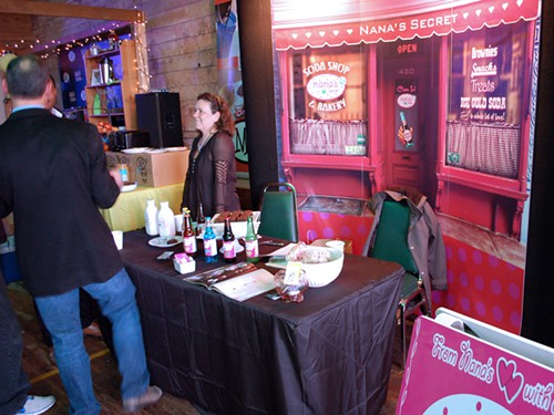Nanas Secret produces potent pot sodas.