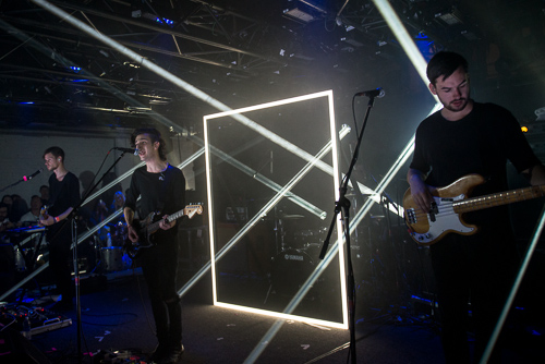 the 1975 @ Hype Hotel