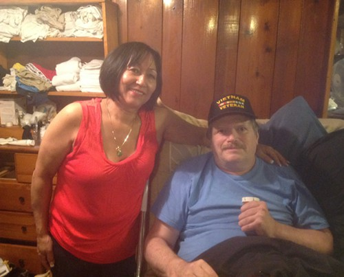 BYRON BARTON Unless the city council acts swiftly, it will do nothing to help this disabled veteran stay in his home.