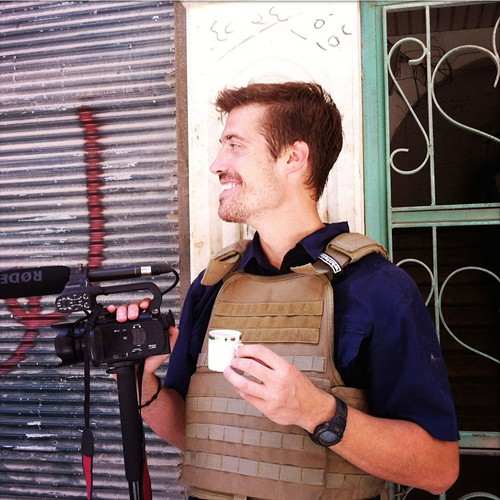 The family of killed journalist James Foley says ISIS demanded a cash ransom.