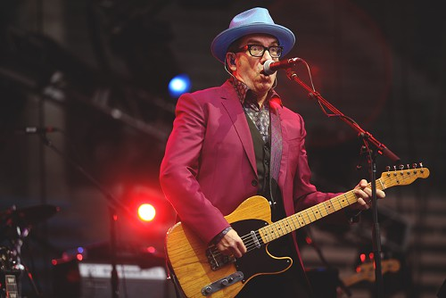 Everyone loves Elvis Costello.