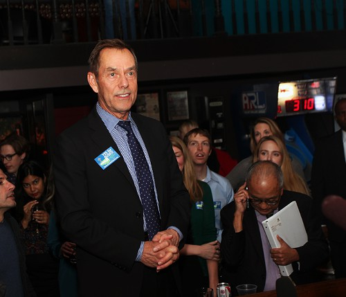 City Council Member Tom Rasmussen says, Because of this victory, were going to have the best bus service weve ever had.