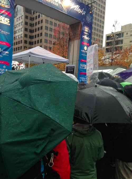 See? Umbrellas!