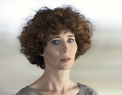 Weirdo-turned-author Miranda July.