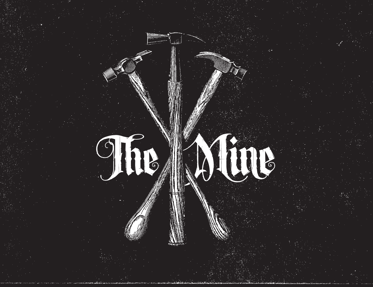 Heres the title page of a story called The Mine, first published in Monkeybicycle.