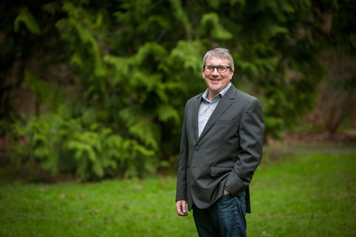 Dave Montoure: The first candidate to drop out of the crowded race for a West Seattle council seat.