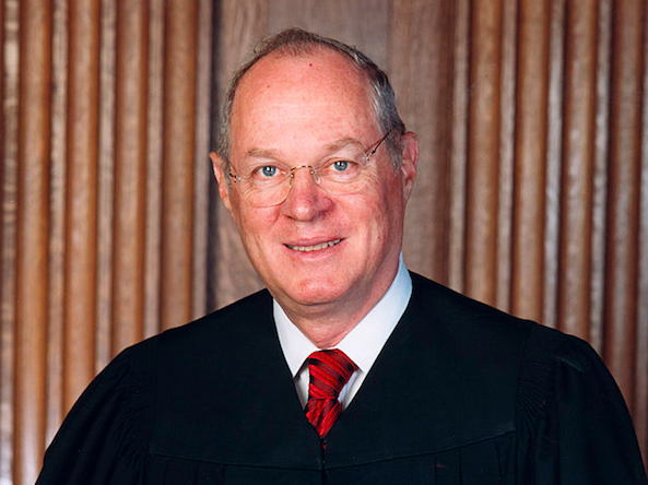 Justice Kennedy: The word that keeps coming back to me is millennia.