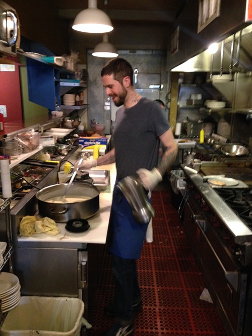 After nearly two decades working at restaurants, I now make a career high of $14 an hour.