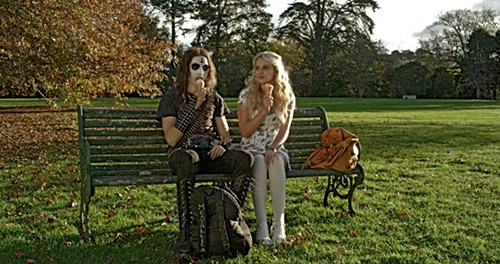The stars of Deathgasm pre-game for a big SIFF 2015 opening weekend.
